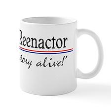 Civil War Reenactor Mug