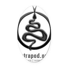 2013 MiD/tetrapod logo Oval Car Magnet