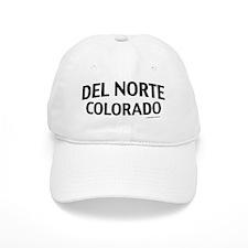 Del Norte Colorado Baseball Cap