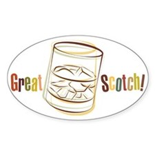 Great Scotch! Decal