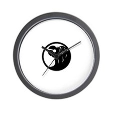 Urban Monk Wall Clock