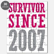 Survivor Since 2007 Puzzle