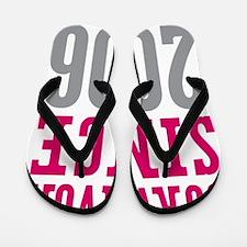 Survivor Since 2006 Flip Flops