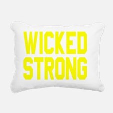 Wicked Boston Strong Rectangular Canvas Pillow