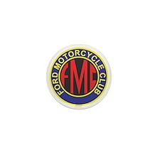 Club Logo Mini Button