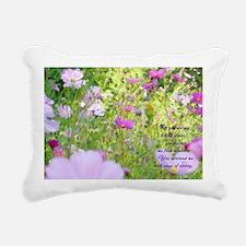 Hiding Place Rectangular Canvas Pillow