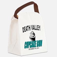 DV Cupcake Canvas Lunch Bag