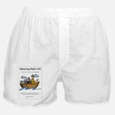 Measuring Noahs Ark Boxer Shorts