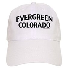 Evergreen Colorado Baseball Cap