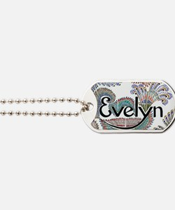 Evelyn Dog Tags
