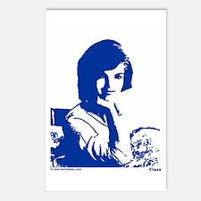 Class - Jackie O Postcards (8)