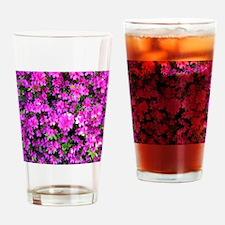 Azalea Shower Curtain BU Drinking Glass