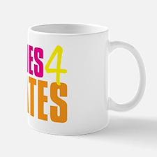 Hotties for Pillates - PinkYellowOrange Mug
