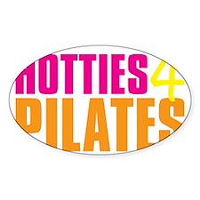 Hotties for Pillates - PinkYellowOr Decal