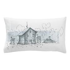 Humble Hut Pillow Case