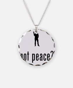 Peace-02-A Necklace