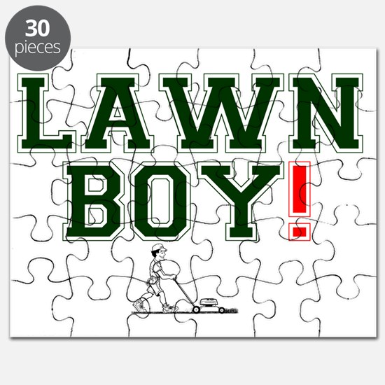 LAWN BOY! Z Puzzle