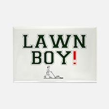 LAWN BOY! Z Rectangle Magnet