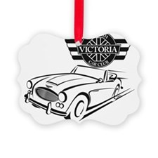 VBCC British Classic Muscle -BW Ornament