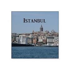 """Istanbul_2.5x3.5_Ornament(O Square Sticker 3"""" x 3"""""""