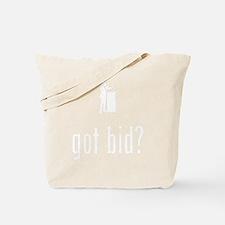 Auctioneer-02-B Tote Bag