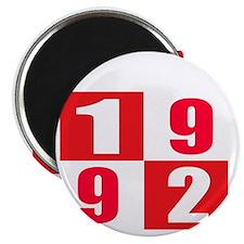 Established 1992 Designs Magnet