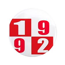 "Established 1992 Designs 3.5"" Button"