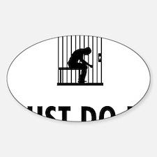 Prisoner-08-A Decal