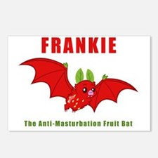 Frankie The Anti-Masturba Postcards (Package of 8)