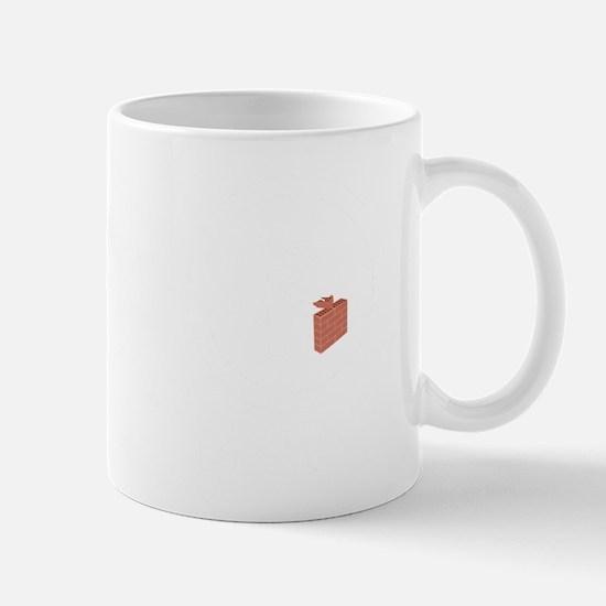Bricklayer-09-B Mug