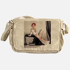 g_king_duvet_2 Messenger Bag