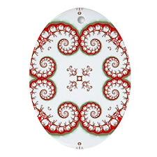 Parasite Oval Ornament