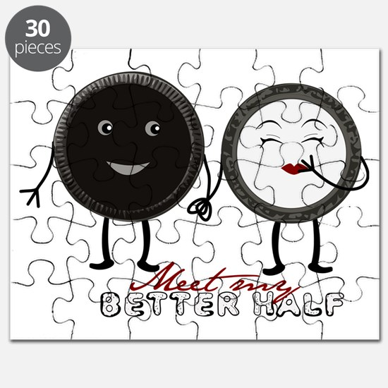 Cookie Couple Puzzle