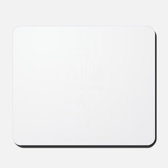 Secret-Agent-11-B Mousepad