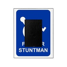 Former Stuntman Picture Frame