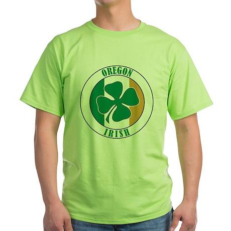 Oregon Irish Green T-Shirt