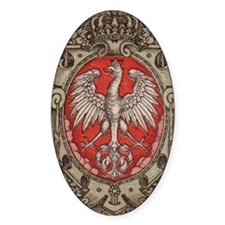Polish Eagle 1917 1/2 Mark  Decal