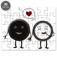 Cookie Love Puzzle