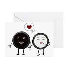 Cookie Love Greeting Card