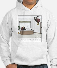 gravity of situation Hoodie