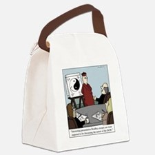 nature of the dow Canvas Lunch Bag