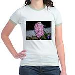 Snow Hyacinth Jr. Ringer T-Shirt