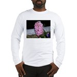 Snow Hyacinth Long Sleeve T-Shirt