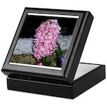 Snow Hyacinth Keepsake Box