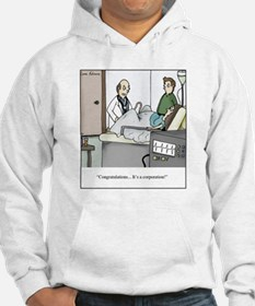 Its a corporation Hoodie