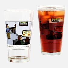 lemonade stand Drinking Glass