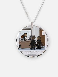 monkey business Necklace