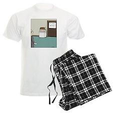 snake on suggestion box Pajamas