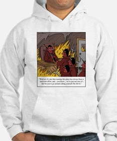 The Devil Jumper Hoody