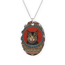Cat World Vintage Kitty Necklace